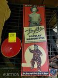 Antique Marionette Doll in Original Box