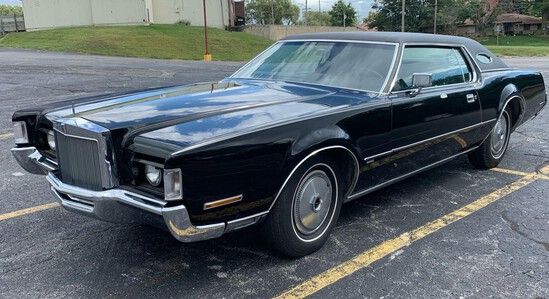 Lincoln Continental Mark IV Online Auction