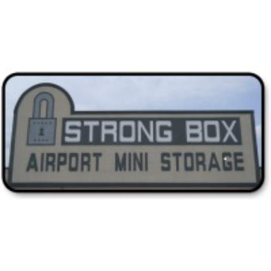 STRONG BOX AIRPORT MINI STORAGE ONLINE AUCTION