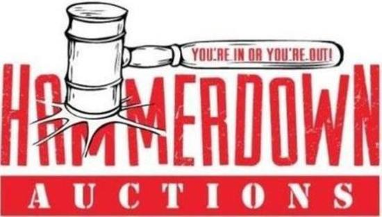 HAMMER DOWN RELOCATION LIVE AUCTION