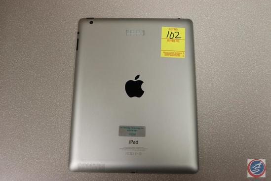 Apple iPad Model No. A145B Serial No. MD510LL/A DMPMGAM2F1 13 GB {{NO CHARGING CORD}}
