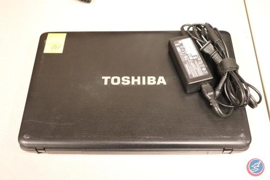 Toshiba Satellite Laptop Model No. C655-S52255 w/ Windows 7 and Charging Cord