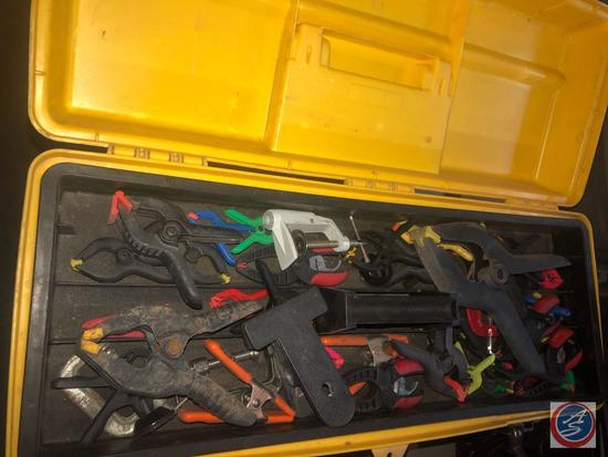 Tool Box w/ Clamps