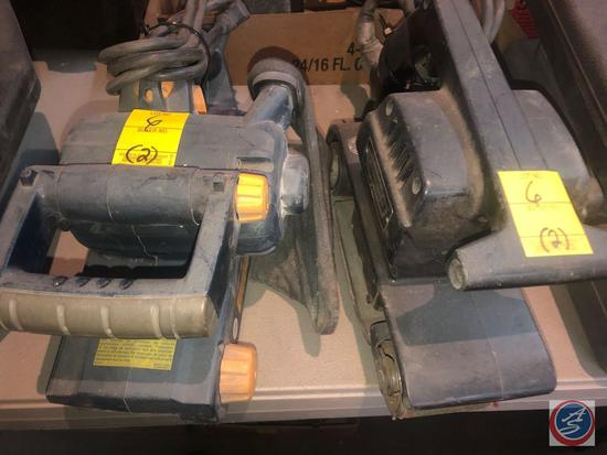 Chicago Electric Power Tools Sander Model No. 94748, Craftsman 3 Inch Belt Sander Model No.