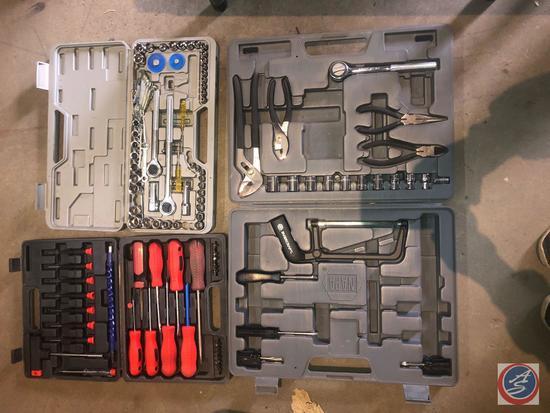 Screwdriver Set, Ratchet Set, Tool Set