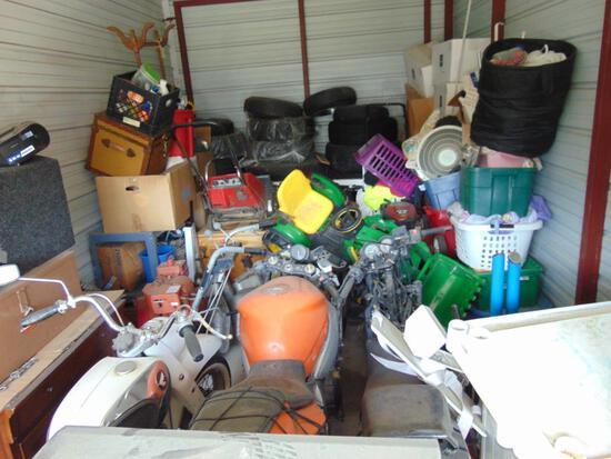 ROTH SELF STORAGE UNPAID UNITS ONLINE AUCTION