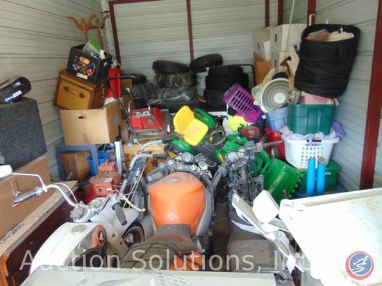 Complete Contents of Delinquent Storage Unit 427 [10 ft x 20 ft]