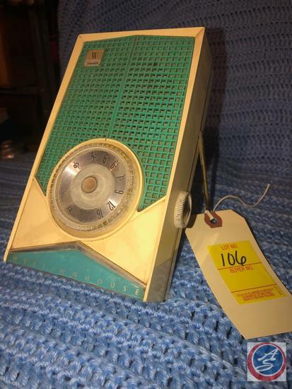 Westinghouse Transistor Radio