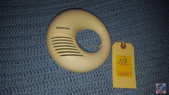 Panasonic Toot-A-Loop Model No. R-72 Transistor Radio