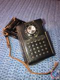Panasonic 7 Transistor Radio and RCA Victor Transistor Radio