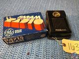 Panasonic AM/FM Radio Model No. RF-619, Peerless 12 Transistor Radio