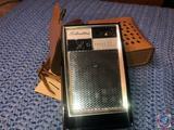 Vintage Silvertone Transistor Radio Model No. 1205