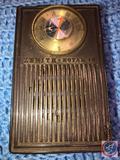 Vintage Zenith Royal 40 Transistor Radio