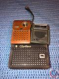 Philco 6 Transistor Radio, Westinghouse Transistor Radio Model No. H-707P6GPA and Airline Transistor
