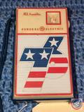 Vintage General Electric All Transistor 76 Hand Held Radio