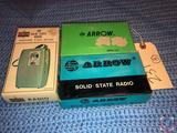 Arrow Solid State Radio Model No. 510, Arrow Solid State Radio Model No.2601 and Kmart Solid State
