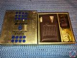 Zephyr 6 Transistor Radio Gift Set Model No. ZR-620