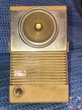 Motorola 8 Transistor Radio Model No. 8X26S
