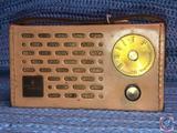 Vintage 1958 Regency Transistor Radio Model No. TR-5
