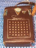 Zephyr 9 Transistor Radio Model No. ZR-930T
