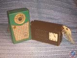 Vintage Emerson 8 Transistor Radio Model No. 888 Pioneer and Channel Master 6 Transistor Radio Model