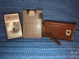 Clarivox 6 Transistor Radio, Trancel 6 Transistor Radio and 6 Transistor Radio Marked S