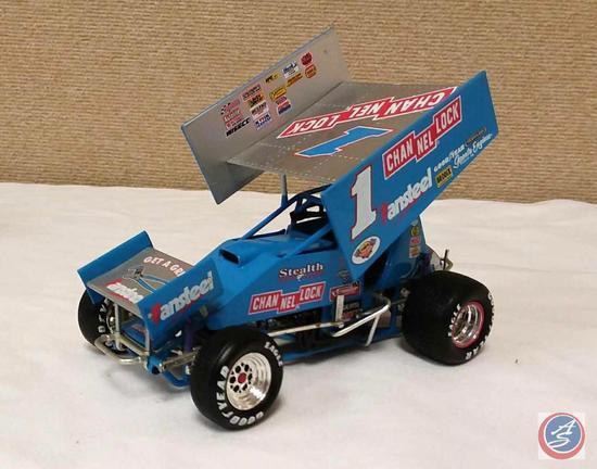 1:24 Scale Replica L.E. Die-Cast Model Sprint Race Car {IOB}