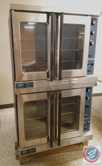 {{2X$BID}} (Double) Duke Pizza Ovens Model E10-EV {SOLD 2x THE MONEY}
