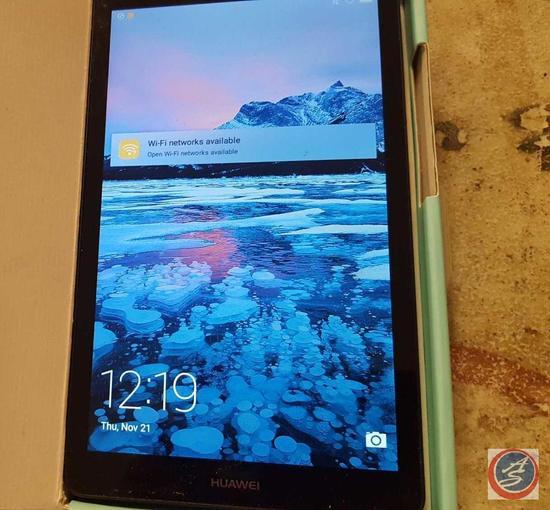 Huawei MediaPad T3 16GB Tablet (Model BG2-W09) w/ Charger (NO Cord) in Original Box