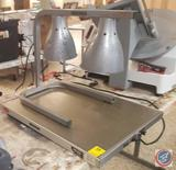 Hatco Food Warmer; and Fusion Model 510 Commercial Food Heat Lamp