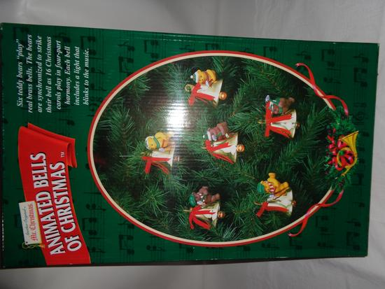 ANIMATED CHRISTMAS COLLECTIBLES ONLINE AUCTION