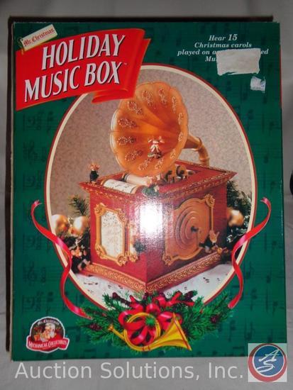 Mr. Christmas 'Holiday Music Box'