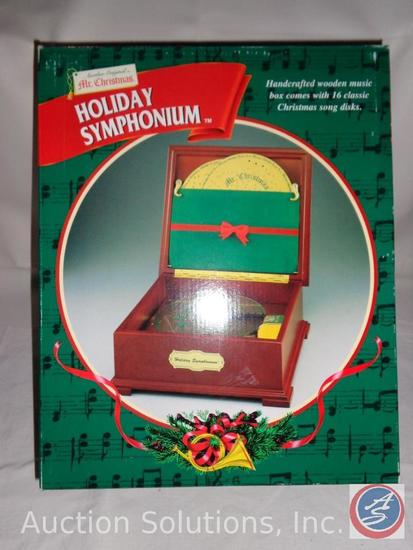 Mr. Christmas 'Holiday Symphonium'