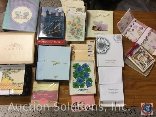 All Occasion Cards, ''Anne Geddes.5'''City Scape'' Address books, Stationary, Organizer, Guest Book,