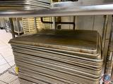 Approx. 25 Full Size Sheet Pans