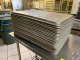Approx. 23 Full Size Sheet Pans