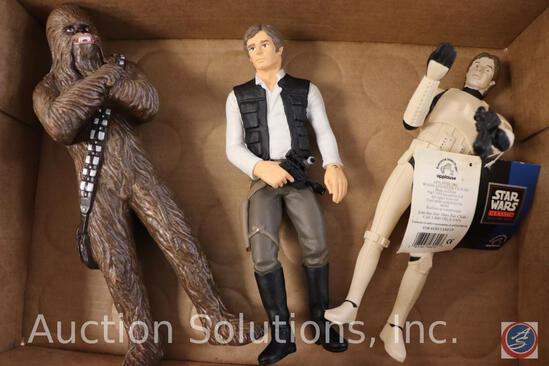 STAR WARS FAN CLUB COLLECTIBLES ONLINE AUCTION
