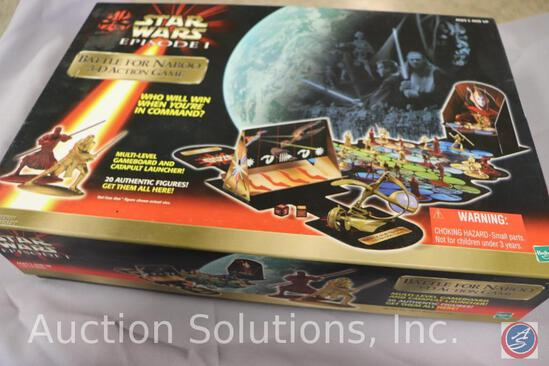 Battle for Naboo Board Game