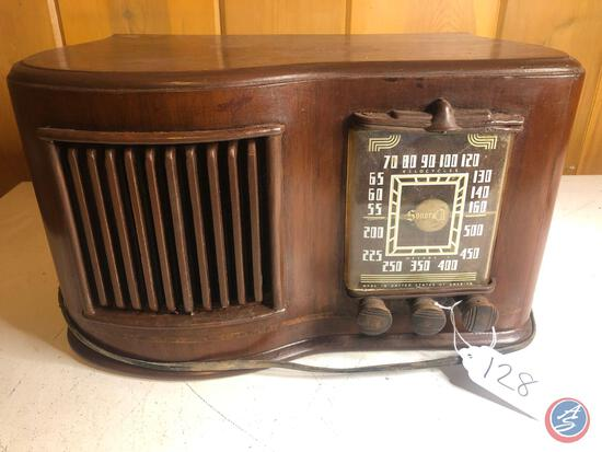 KEITH D. KNUDSON ANTIQUE RADIO COLLECTION AUCTION