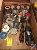 Nassau Soldering Wire, Standard Brand Soldering Wire, Soldering Iron Model No. VE0228, Soldering