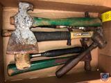 Hatchet, Mallet, Hammers