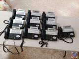 {{10x$BID}} (10) Samsung Enterprise IP Solutions 4-Line OfficeServ Model ITP-5121D Internet Phones