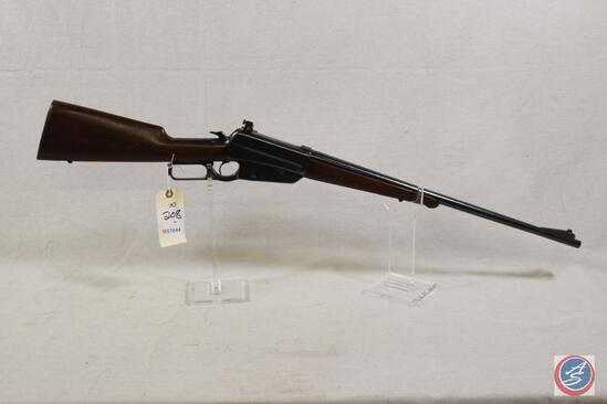 WINCHESTER Model 1895 30 US Rifle Lever Action Winchester with Williams Target Sight Ser # 22094