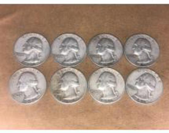 B. MILLER SILVER COINS NUMISMATIC ONLINE AUCTION
