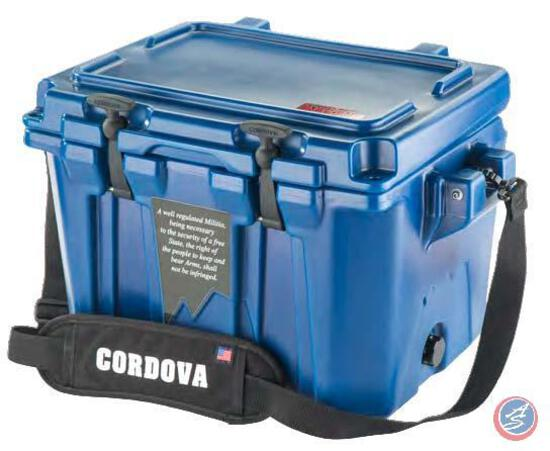 Second Amendment Friends of NRA Cooler Perfect for tailgating and overnight camping trips. Proudly