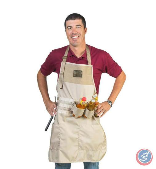 Apron Feel like a true grill sergeant with this tactical apron. A chef?s space is an overcrowded