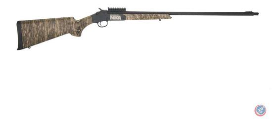 Savage 301 410 with Friends of NRA Logo ? Caliber: 410 ? Action: Break-Action Shotgun ? Capacity: