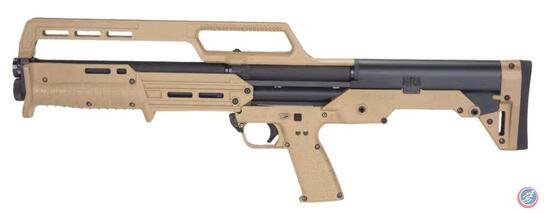Kel-Tec KS7 ? 12 Gauge with Friends of NRA Logo ? Caliber: 12 Gauge ? Barrel Length: 18.5? ? Action: