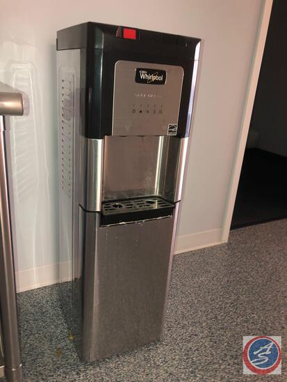 Whirlpool Self Clean Water Station Model No. BLIECH-SC-SS-SL-W