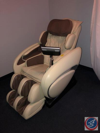 Osaki Massage Recliner Model No. OS4000
